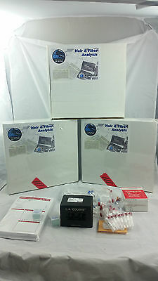 Hair and Fiber Analysis Kit The Mystery of Lyle & Louise -3 Kits - $500 value