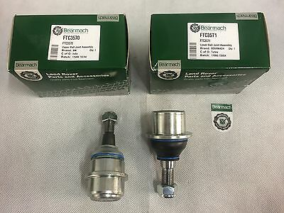 Bearmach Land Rover Discovery 2 Steering Knuckle Upper & Lower Ball Joints