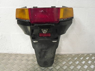 1997 Yamaha Majesty 250 Rear lights and number plate holder