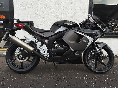 **0% FINANCE IN SEPTEMBER 16'** Hyosung GT125 Sports 125cc R Supersport GT125R