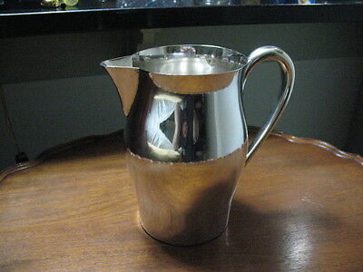 Paul Revere Reproduction Sterling 4 Pint Pitcher by International Silver Company