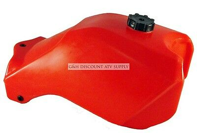 Replacement Fuel Gas Tank for 1988-1992 Honda TRX 300 FW 2x4 4x4 Fourtrax ATVs