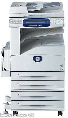 Fuji Xerox Document Centre 186 Photocopier Printer & Scan with low copy count