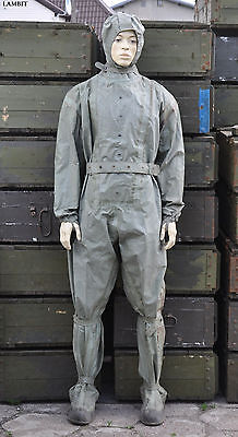 Chemical protective suit coverall L2 from Polish army - UNUSED