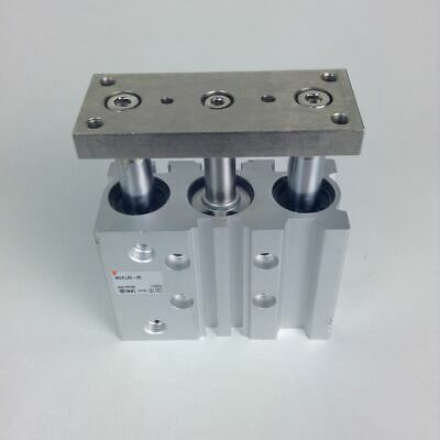 SMC MGPL25-25 Guided Cylinder Used