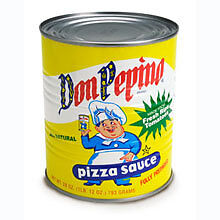 Don Pepino All Natural Pizza Sauce, 15 Ounce -- 12 per case.