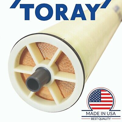 """Reverse Osmosis Membrane Toray High Rejection BWRO 4""""x40"""" TM-710D"""