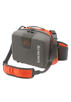 Simms HEADWATERS Guide Hip Pack ~ Fury Orange NEW ~ Closeout
