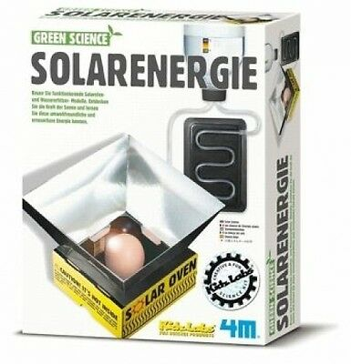 HCM 63278 - Green Science: Solar Kocher (Spielware) NEU