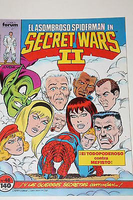 Secret Wars 48 volumen1 Forum