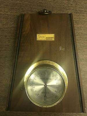 Burlington Northern Thermometer by Springfield - VS64-6