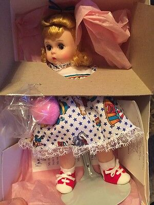 "Boxed Madame Alexander Doll 8"" Wendy Goes To The Circus 12819"