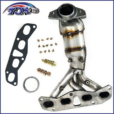 Brand New Exhaust Manifold Catalytic Converter For 02-06 Nissan Altima 2.5L