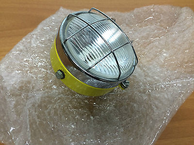 MOPED PUCH MINI CROSS 130 mm FARO HENSEV HEADLIGHT NEW OLD STOCK
