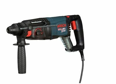 Bosch 1 in. SDS-Plus Corded Eletric Extreme Rotary Hammer Drill, Case, bits