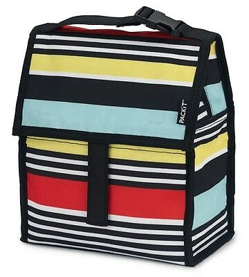 PackIt Freezable Surf Stripe LunchTotes