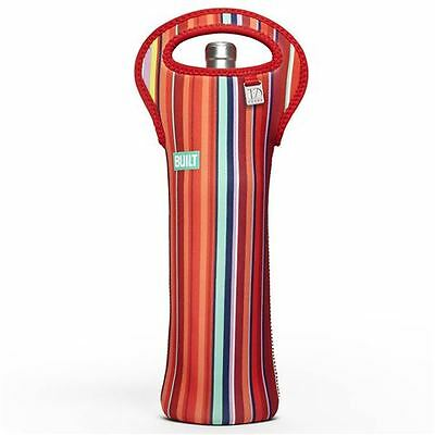 BUILT NY One Bottle Wine Tote - Stripe No.10 • AUD 17.95