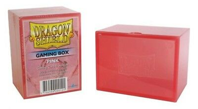 Dragon Shield - Gaming Box Pink - Karten Box