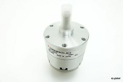 SMC CDRB2BW30-90S CYLINDER ROTARY CYL-ROT-I-25 =o602
