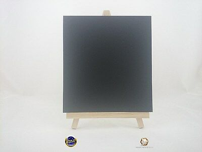 WOODEN EASEL 33 cm (13'') WITH LAMINATED BLACKBOARD