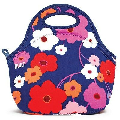 BUILT NY Gourmet Getaway Lunch Bag - Lush Flower