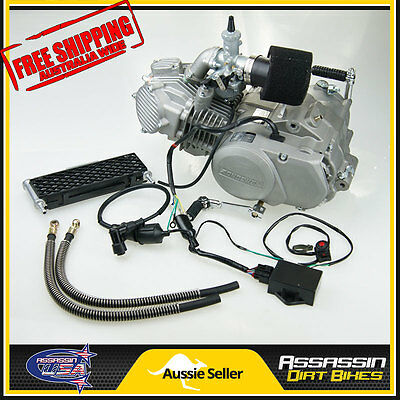 Zongshen Z155 160cc 4Gear Manual Clutch Kick Start Engine Motor KIT DIRT BIKE