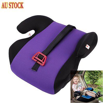 Top Safe Sturdy Portable Child Kid Baby Car Booster Seat 3 to 12 Years 15-36kg