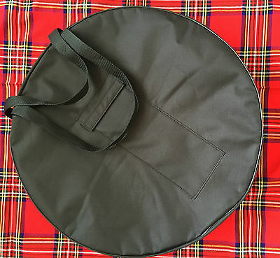 "Irish 18"" Bodhran Drum Nylon Cover Case Bag."
