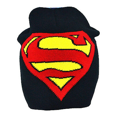 Superman Crest Roll Down Hat