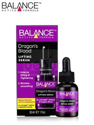 Balance Active Formula Dragon's Blood Lifting Serum 30ml