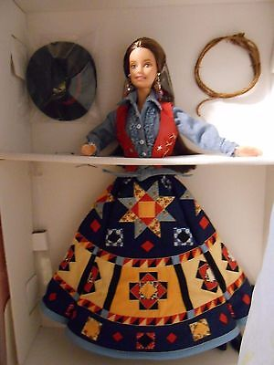 Western Plains Barbie 1998 NRFB Lifestyles of the West Collectible EXCLUSIVE