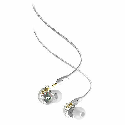MEE Audio M6 PRO Noise-Isolating In-Ear Monitors with Detachable Cables CLR