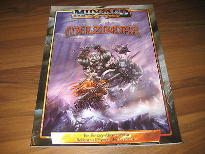 Midgard 4. Edition Melzindar Midgard Press 2012 Grad 3-46 NEU