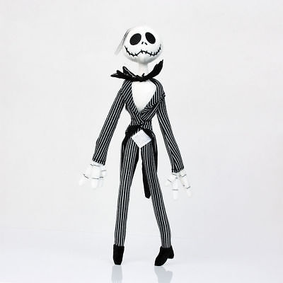 "The Nightmare Before Christmas 12.5"" Jack Skellington Plush Toy Doll Great Gift"