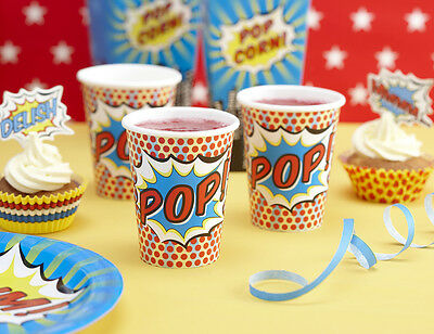 Pop Art Party - Paper Cups