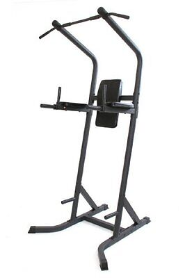 Home Workout Station Power Tower Gym Pull Up Dip Lightweight Fitness Equipment
