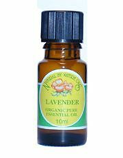 Natural By Nature Oils Lavender Organic Essential Oil 10 ML