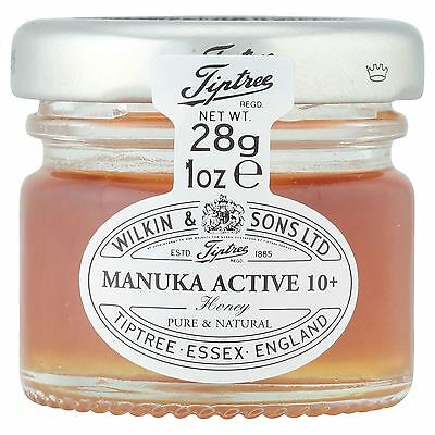 Wilkin & Sons Ltd Tiptree Manuka Active 10+ Honey 28g