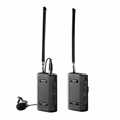 Saramonic Wireless Microphone System (SR-WM4C)