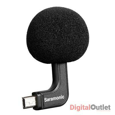 Saramonic Professional Stereo Microphone for GoPro (SR-ACM1)