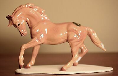 "RETIRED Hagen-Renaker Specialty #3313 Thoroughbred ""New Era"" - Ceramic Figurine"
