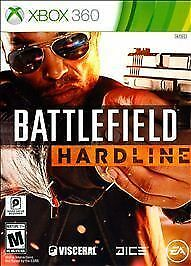 Battlefield Hardline * Xbox 360  Brand New Factory Sealed!
