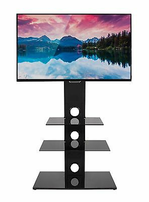Mountright TMK002B Cantilever TV Stand With Swivel For 27 Up To 50 inch
