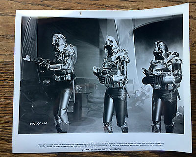 Battlestar Galactica 1978 Press Photo Cylons