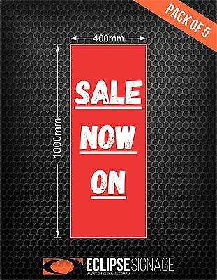 Sale Now On Poster