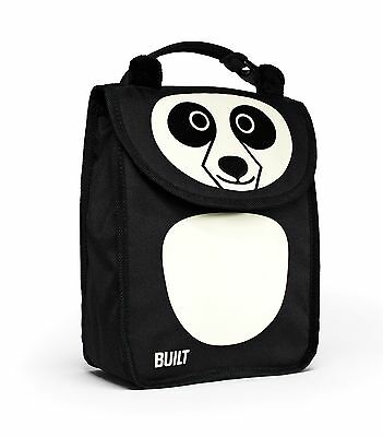 BUILT NY Big Apple Buddies Lunch Sack - Panda