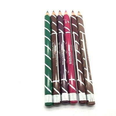 Laval Lip Liner Pencils Pencil Various Shades Made in England make up colour UK