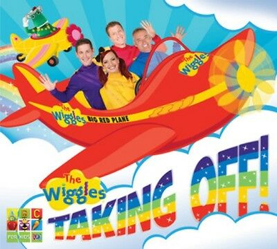 Wiggles Taking Off Cd New