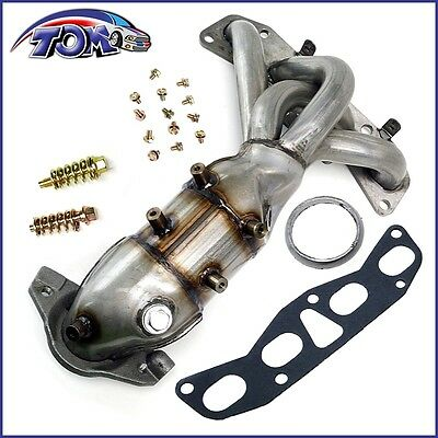 Brand New Exhaust Manifold W/ Catalytic Converter For 02-06 Nissan Altima 2.5L