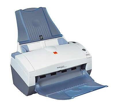 Kodak i40  High speed A4  Document scanner with all software cables